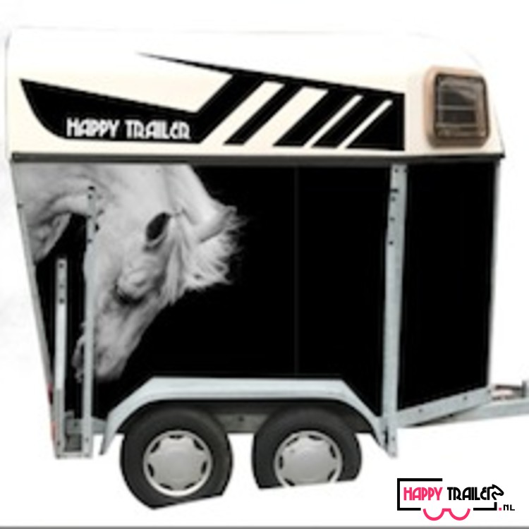 1,5 paards TRAMPLING Happy Trailer € 1850,-